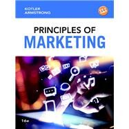 Principles of Marketing Plus MyMarketingLab with Pearson eText -- Access Card Package by Kotler, Philip T.; Armstrong, Gary, 9780133973105
