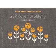 Zakka Embroidery by Higuchi, Yumiko, 9781611803105