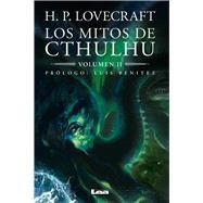 Los mitos de Cthulhu by Lovecraft, H. P., 9789877183108