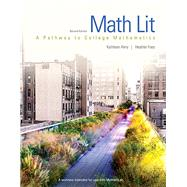 Math Lit by Almy, Kathleen; Foes, Heather, 9780134433110