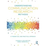 Understanding Communication Research Methods: A Theoretical and Practical Approach by Croucher; Stephen M., 9780415833110