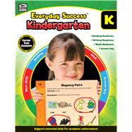 Everyday Success Kindergarten by Thinking Kids, 9781483813110