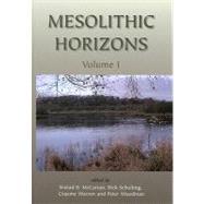 Mesolithic Horizons by McCartan, Sinead B., 9781842173114