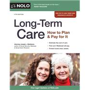 Long-term Care by Matthews, Joseph L., 9781413323115