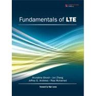 Fundamentals of Lte by Ghosh, Arunabha; Zhang, Jun; Andrews, Jeffrey G.; Muhamed, Rias, 9780137033119