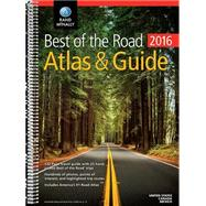 Rand Mcnally 2016 Best of the Road Atlas & Guide by Rand Mcnally, 9780528013119