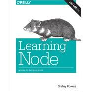 Learning Node by Powers, Shelley, 9781491943120