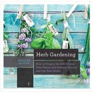 Herb Gardening by Snyder, Melissa Melton, 9781581573121