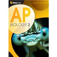 AP Biology 2 Student Workbook by Biozone, 9781927173121