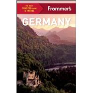 Frommer's Germany by Brewer, Stephen; Glassberg, Rachel; Morgenstern, Kat; Schulte-Peevers, Andrea; Strachan, Donald, 9781628873122