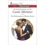 The Redemption of Darius Sterne by Mortimer, Carole, 9780373133123