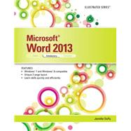 Microsoft Word 2013 Illustrated Introductory by Duffy, Jennifer, 9781285093123