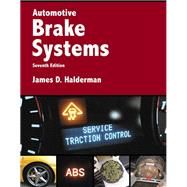 Automotive Brake Systems by Halderman, James D., 9780134063126