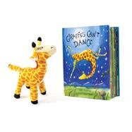 Giraffes Can't Dance: Book and Plush (4 Pack) by Andreae, Giles; Parker-Rees, Guy, 9780545913126