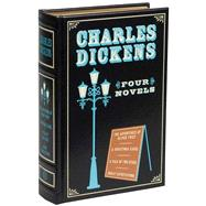 Charles Dickens Four Novels by Dickens, Charles; Hilbert, Ernest, 9781607103127