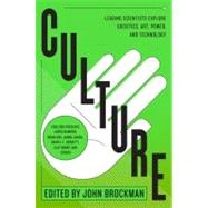 Culture by Brockman, John, 9780062023131