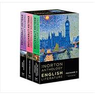 The Norton Anthology of English Literature (Tenth Edition) (Vol. Package 2: Volumes D, E, F) by Greenblatt, Stephen, 9780393603132