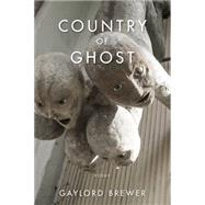 Country of Ghost by Brewer, Gaylord, 9781597093132