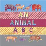 An Animal ABC by Pattullo, Alice, 9781843653134