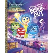 Inside Out Big Golden Book (Disney/Pixar Inside Out) by RH DISNEYRH DISNEY, 9780736433136