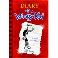 Diary of a Wimpy Kid # 1 by Kinney, Jeff, 9780810993136