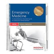 Coding Companion for Emergency Medicine 2010: A Comprehensive Illustrated Guide to Coding and Reimbursement by Ingenix, 9781601513137