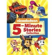 Nickelodeon 5-minute Story Collection by Tillworth, Mary; Random House, 9780399553141
