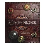 Game of Thrones: A Pop-Up Guide to Westeros by Reinhart, Matthew  Christian; Komarck, Michael, 9781608873142