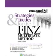 Strategies & Tactics for the FINZ Multistate Method by Finz, Steven, 9781454873143