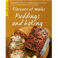 Flavours of Wales by Davies, Gilli; Jones, Huw, 9781909823143