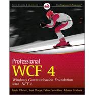 Professional WCF 4 : Windows Communication Foundation with . NET 4