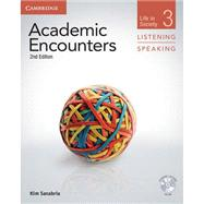 Academic Encounters Listening / Speaking by Sanabria, Kim; Seal, Bernard, 9781107673144