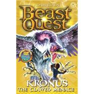 Beast Quest: 47: Kronus the Clawed Menace by Blade, Adam, 9781408313145
