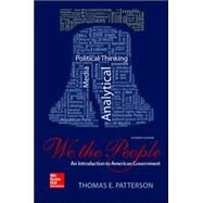 We The People with Connect Access Card by Patterson, Thomas, 9781259593147