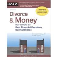 Divorce & Money: How to Make the Best Financial Decisions During Divorce by Woodhouse, Violet, 9781413313147
