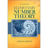 Elementary Number Theory by Burton, David, 9780073383149