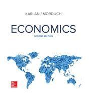 Economics by Karlan, Dean; Morduch, Jonathan, 9781259193149
