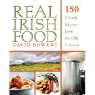Real Irish Food by Bowers, David, 9781629143149