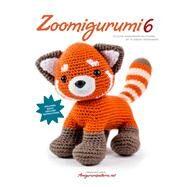 Zoomigurumi 6 by Vermeiren, Joke; Amigurumipatterns.net, 9789491643149