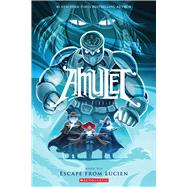 Escape From Lucien (Amulet #6) by Kibuishi, Kazu, 9780545433150