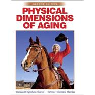 Physical Dimensions of Aging-2E by Spirduso, Waneen, 9780736033152