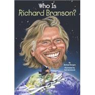 Who Is Richard Branson? by Burgan, Michael; Hammond, Ted, 9780448483153