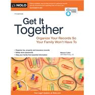Get It Together by Cullen, Melanie; Irving, Shae, 9781413323153