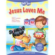 Jesus Loves Me by Warner, Anna B.; Carter, Nancy; Julien, Terry, 9781496403155