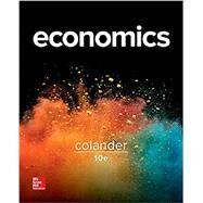 Economics by Colander, David, 9781259193156