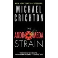 Andromeda Strain by Crichton Michael, 9780061703157