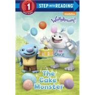 The Cake Monster (Wallykazam!) by LIBERTS, JENNIFERVANTUYLE, DAVID, 9780553523157