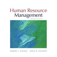 Human Resource Management by Mathis, Robert L.; Jackson, John H., 9780538453158