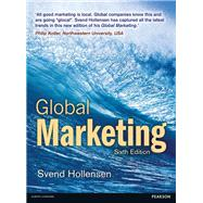 Global Marketing by Hollensen, Svend, 9780273773160