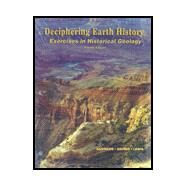 Deciphering Earth History: A Laboratory Manual With Internet Exercises by Gastaldo, Robert A.; Savrda, Charles E.; Lewis, Ronald D., 9780898923162